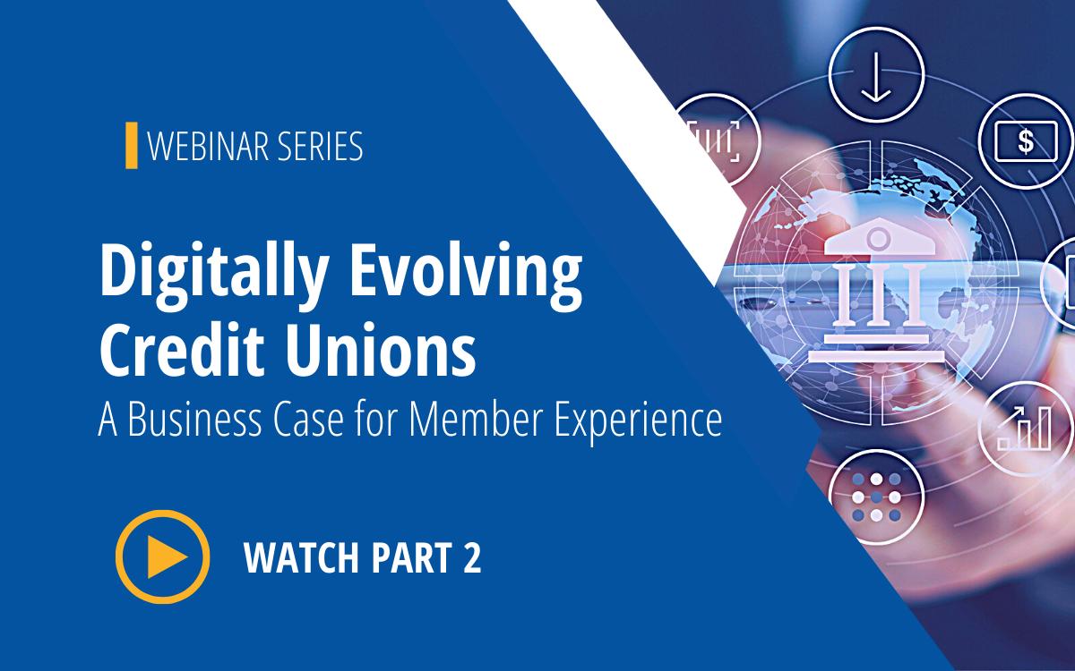 Digital Business Transformation  Video  Credit Unions