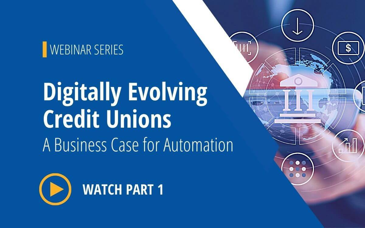 Digital Business Transformation  Video  Credit Unions